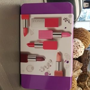 CLINIQUE 5 lipstick set